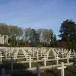 alcune delle oltre 1.400 tombe